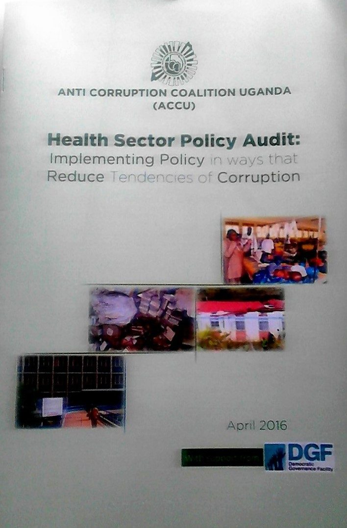 Policy Audit of Uganda